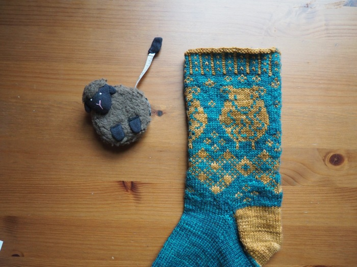 Once Upon a Sock: Droving
