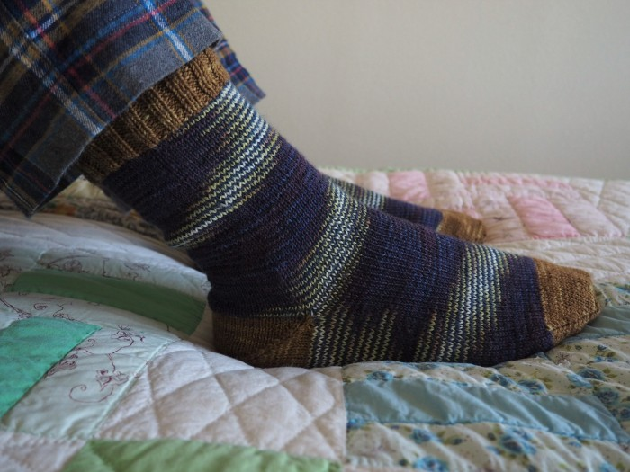 Once Upon a Sock: March edition