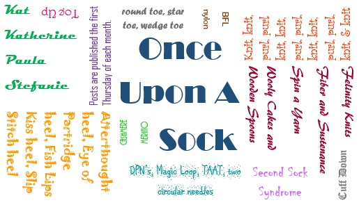 Once Upon a Sock: May Edition